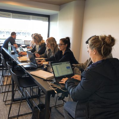 arthur st digital, arthurst, digital marketing geelong, digital agency geelong, training, social media training, social media training sessions, training sessions, geelong cats, geelong cats training session, digital marketing training