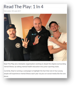 arthur st digital, arthurst, digital marketing geelong, digital agency geelong, read the play, kempe, kempe read the play, social media campaign, social media, community campaign, social media advertising, social media ads, mental health, youth health awareness
