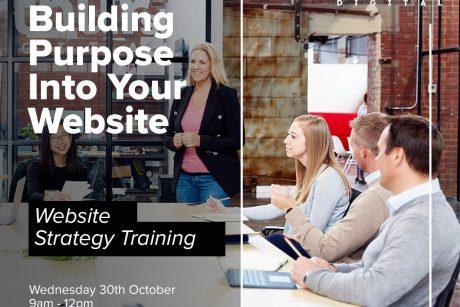 Arthur St Digital Website Strategy Training
